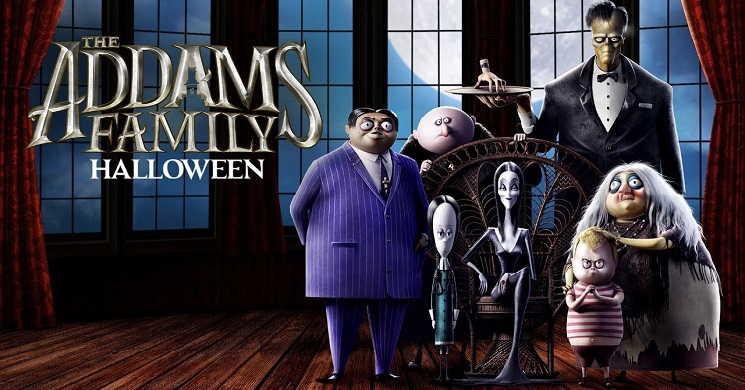A clássica família regressa numa versão animada. Primeiro trailer de