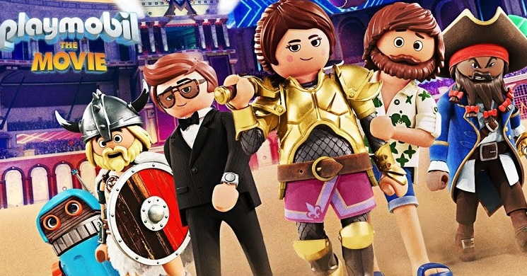 Trailer oficial do fime Playmobil: The Movie