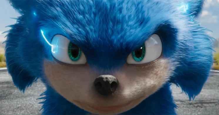 Trailer português de Sonic - O Filme