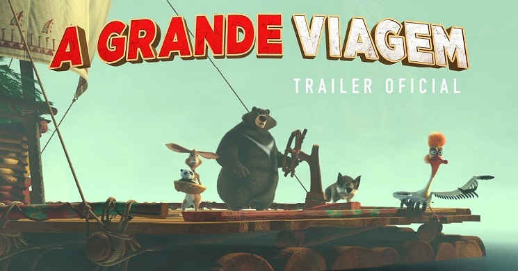 José Raposo e Rui Unas dão voz aos personagens no trailer português da animação