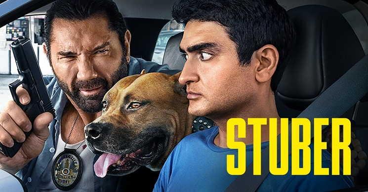 Trailer português do filme Stuber