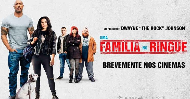 Trailer português do filme Uma Familia no Ringue