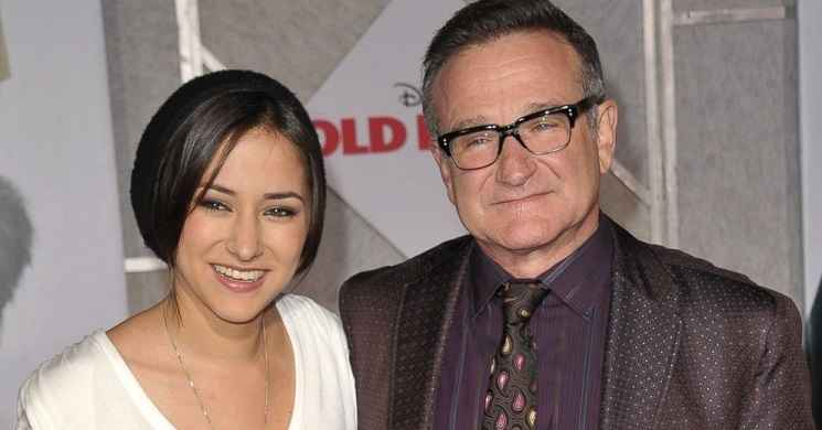 Filha do falecido Robin Williams vai estrear-se na realização com