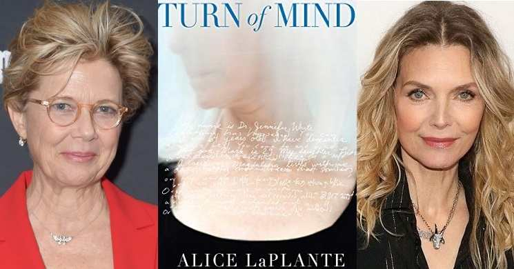 Annette Bening e Michelle Pfeiffer serão as protagonistas do thriller psicológico