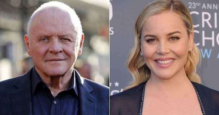 Anthony Hopkins e Abbie Cornish juntos no elenco do thriller noir