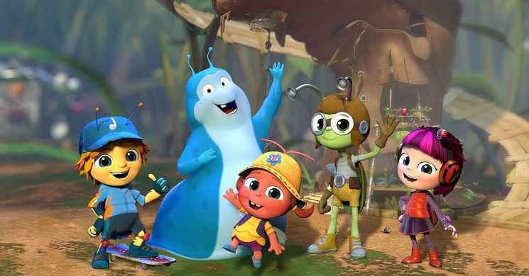 Beat Bugs - Série vai ser adaptada ao cinema