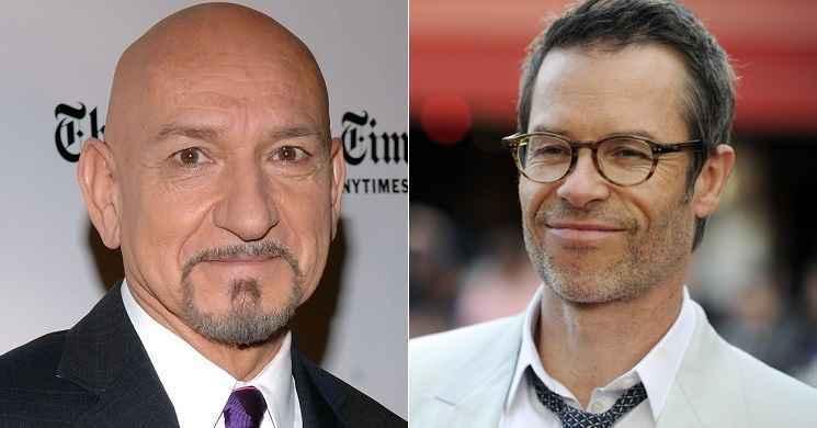 Ben Kingsley e Guy Pearce protagonizarão o thriller de ação