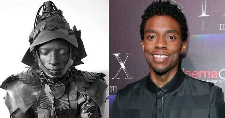 Chadwick Boseman vai interpretar Yasuke