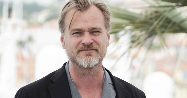 Christopher Nolan realizador do filme Tenet