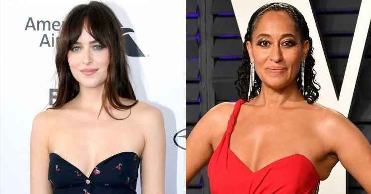 Dakota Johnson e Tracee Ellis Ross no filme Covers