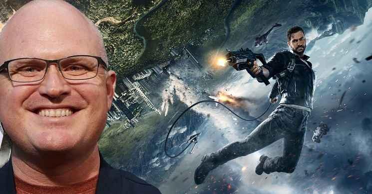 Derek Kolstad vai escrever o argumento do videojogo Just Cause