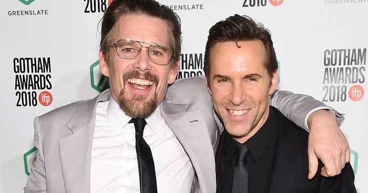 Ethan Hawke e Alessandro Nivola protagonistas do filme Satan Is Real