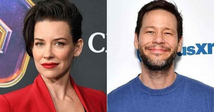 Evangeline Lilly e Ike Barinholtz serão um casal com problemas na nova comédia