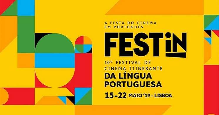 Começa hoje a 10ª edição do FESTin - Festival de Cinema Itinerante da Língua Portuguesa