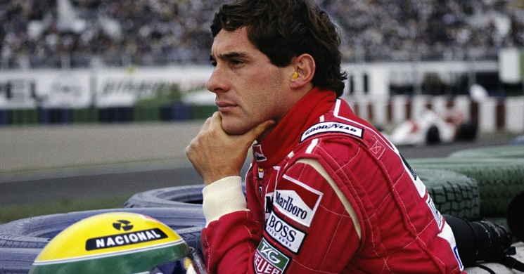Filme sobre o piloto brasileiro Ayrton Senna