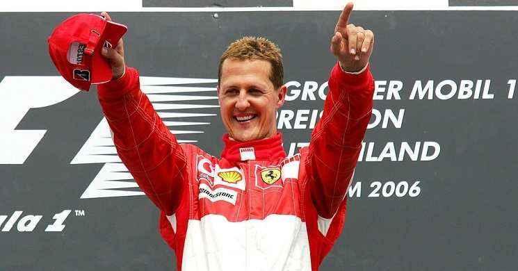 Filme sobre o piloto de F1 Michael Schumacher