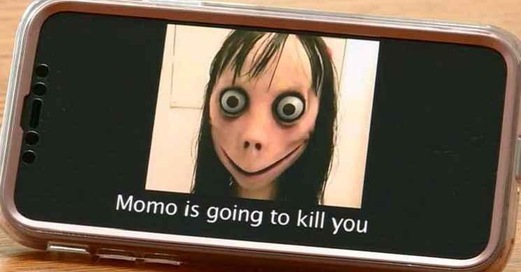 Getaway Filme sobre o Desafio Momo