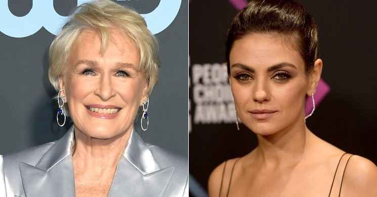 Glenn Close e Mila Kunis no drama Four Good Days