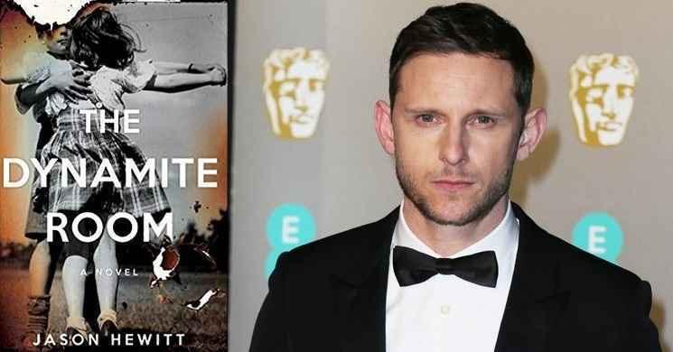 Jamie Bell vai protagonizar o filme Dynamite Room