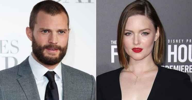 Jamie Dornan e Holliday Grainger vão protagonizar o romance
