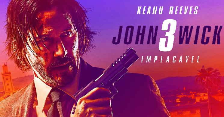 John Wick 3 venceu prémio de Melhor Trailer
