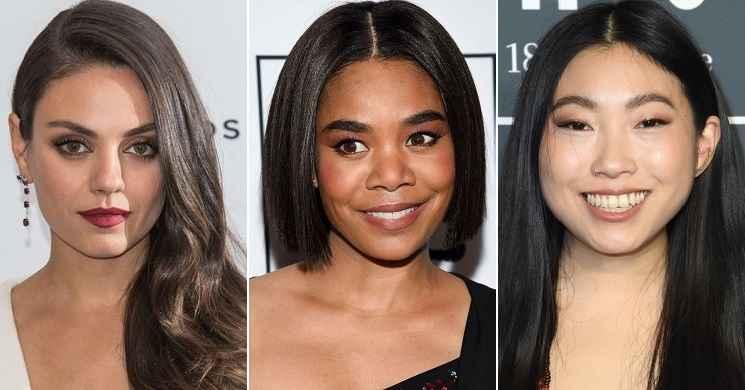 Mila Kunis, Regina Hall e Awkwafina no elenco da comédia dramática