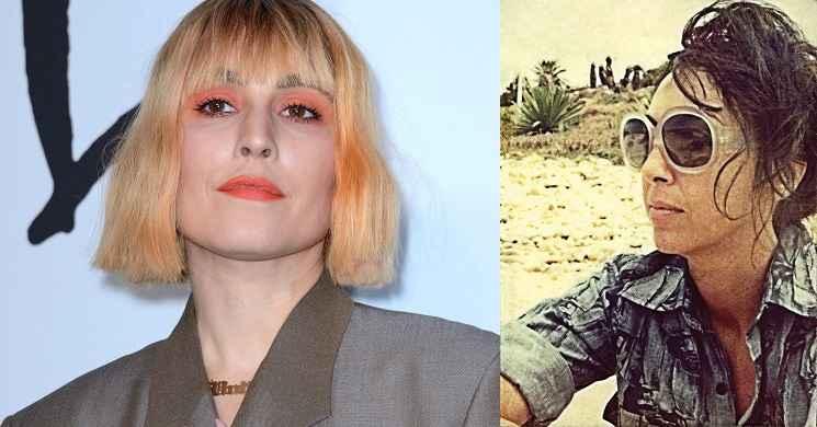 Noomi Rapace vai interpretar uma agente da Mossad no thriller Sylvia