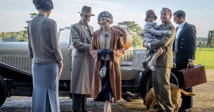 Novo trailer portugues do filme Downton Abbey