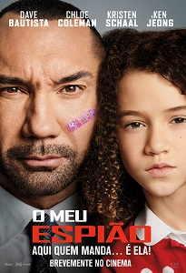 Poster do Filme O Meu Espião