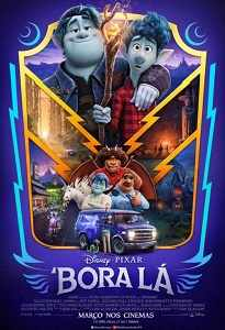 Poster do filme Bora Lá