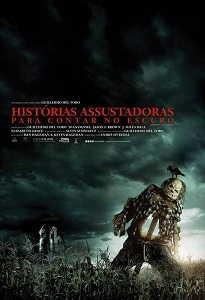 Poster do filme Historias Assustadoras Para Contar no Escuro