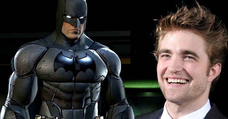 Já é oficial. Robert Pattinson confirmado como o novo Batman no cinema