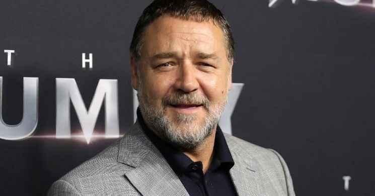 Russell Crowe vai interpretar um um louco maníaco no thriller psicológico
