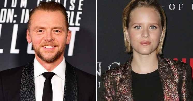Simon Pegg e Lulu Wilson vão estrelar o thriller independente de ação