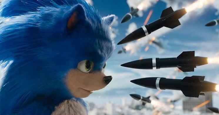 Sonic: O Filme estreia adiada para 2020