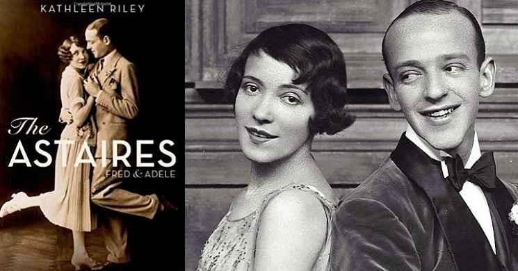 As vidas e carreiras dos irmãos dançarinos Fred e Adele Astaire vão ser contada no filme