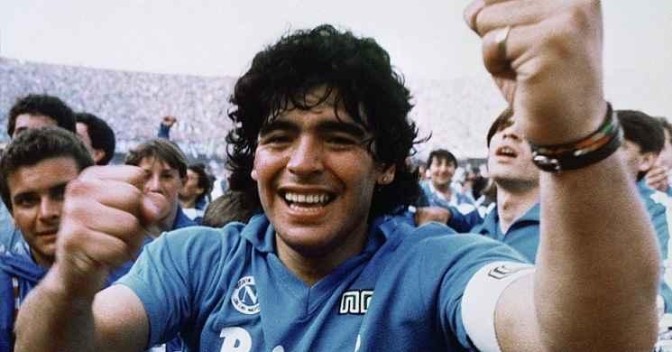 Trailer da cinebiografia sobre Diego Maradona