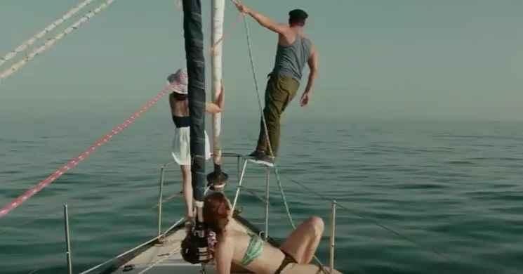 Trailer do filme português Mar