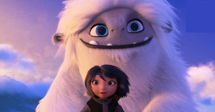 A amizade entre uma garota e um jovem Yeti. Primeiro trailer oficial da animação