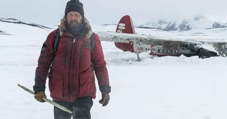 Trailer português do filme Árctico