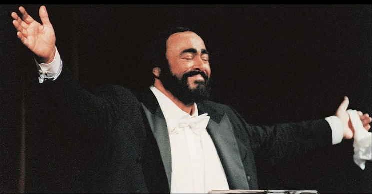 Trailer português do filme Pavarotti