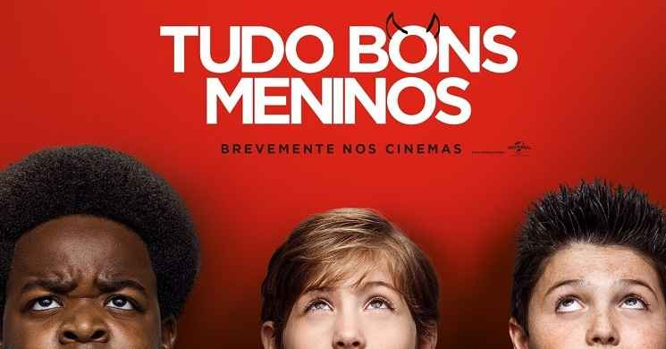 Trailer português do filme Tudo Bons Meninos
