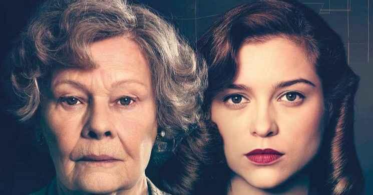 Judi Dench é uma espia da KGB no trailer português do drama biográfico