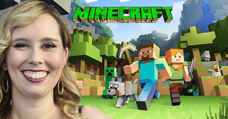 Allison Schroeder vai escrever o guião do filme Minecraft