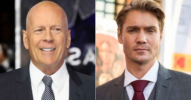 Chad Michael Murray juntou-se a Bruce Willis no elenco do thriller de ação