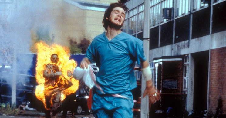 Danny Boyle e Alex Garland terceiro filme de 28 Dias Depois