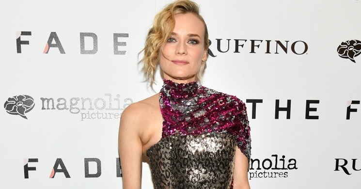 Diane Kruger no elenco do thriller de espionagem 355
