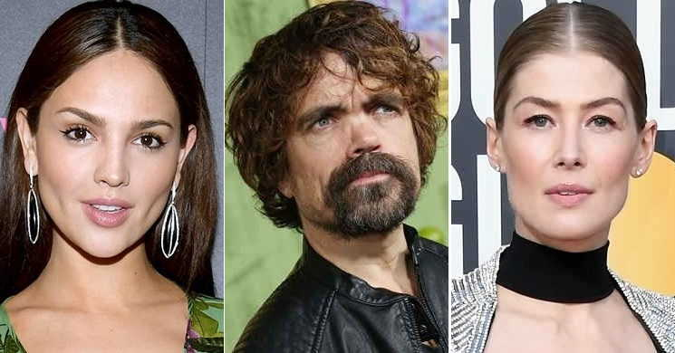 Eiza Gonzalez, Rosamund Pike e Peter Dinklage no elenco do thriller I Care A Lot