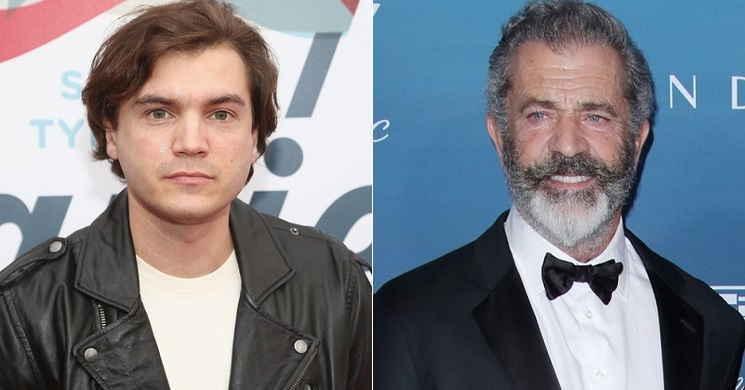 Emile Hirsch e Mel Gibson no elenco do filme Force of Nature