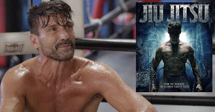 Frank Grillo no elenco do filme Jiu Jitsu
